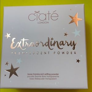 New Ciate London extraordinary Translucent Powder